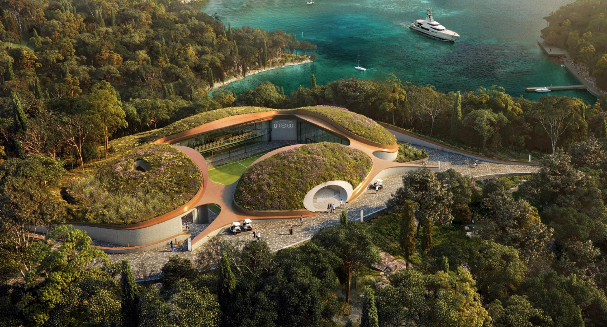 Ιδού ο νέος Σκορπιός: Το σχέδιο για τη μεταμόρφωση του θρυλικού νησιού σε VIP προορισμό