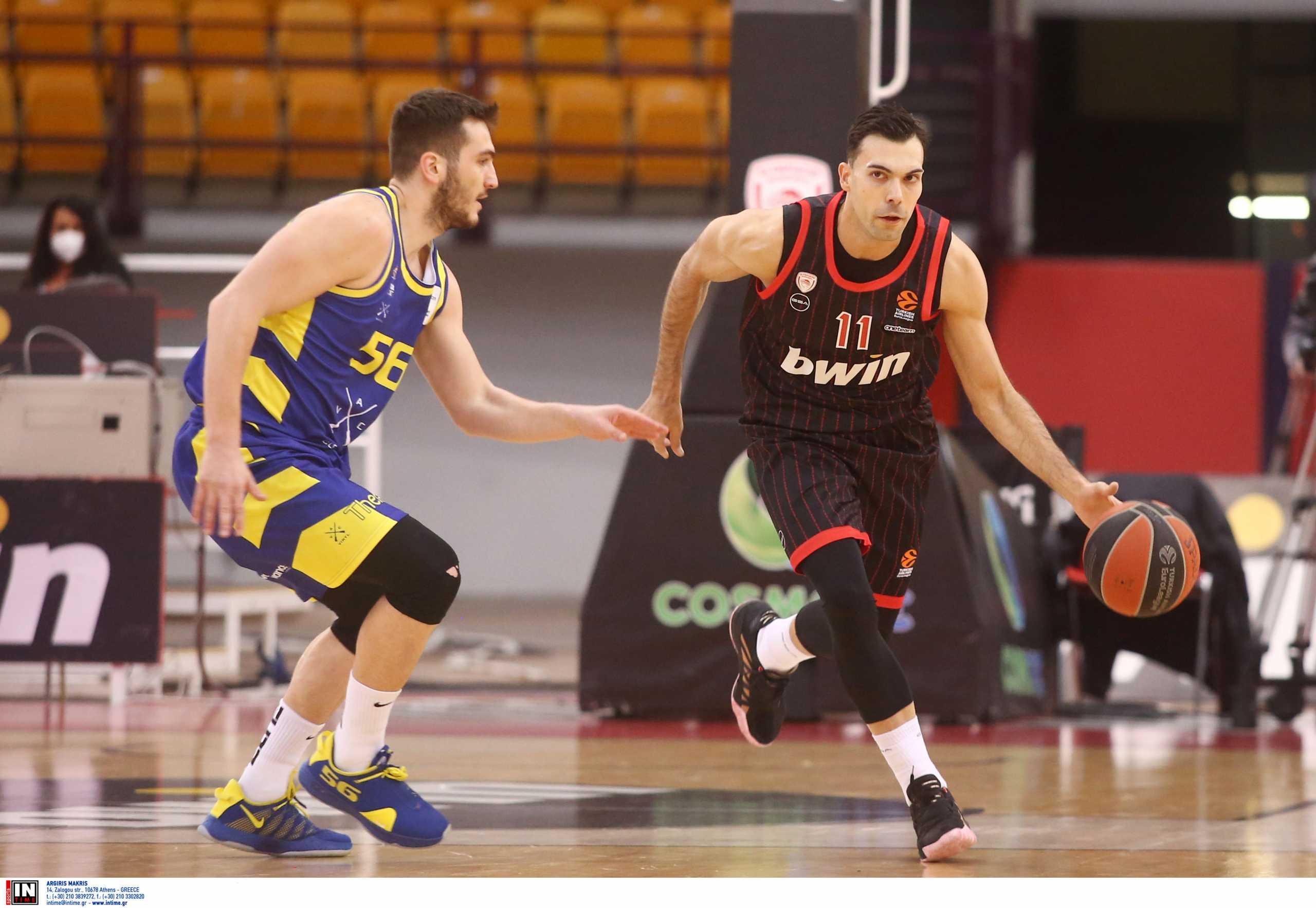 Ο Ολυμπιακός επιστρέφει στη Basket League τη νέα σεζόν