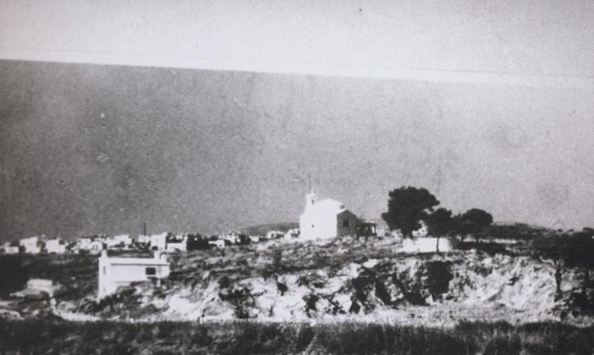 Σπάνιες φωτογραφίες: Δείτε το ναό της Αγίας Φιλοθέης πριν από 80 χρόνια