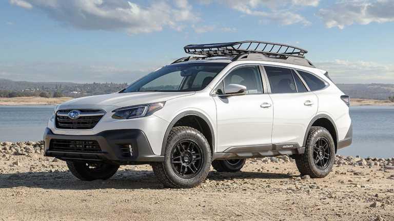 Νέες, wild εκδόσεις, για τα Subaru Outback και Forester [pics]