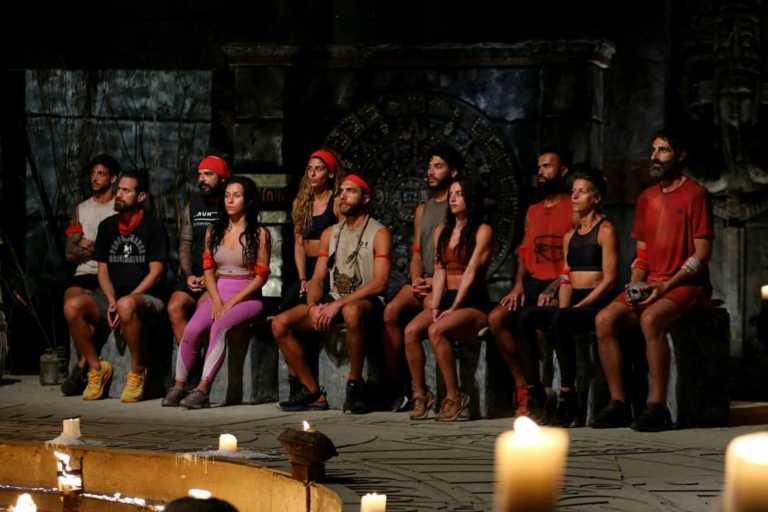 Survivor: Ποινή στην κόκκινη ομάδα εξαιτίας της Ανθής Σαλαγκούδη – Ένταση στην παραλία