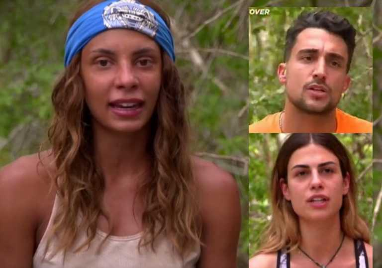 Survivor: Απείλησε να αποχωρήσει η Μαριαλένα – Όλο το παρασκήνιο με τον Σάκη και τη Χριστίνα