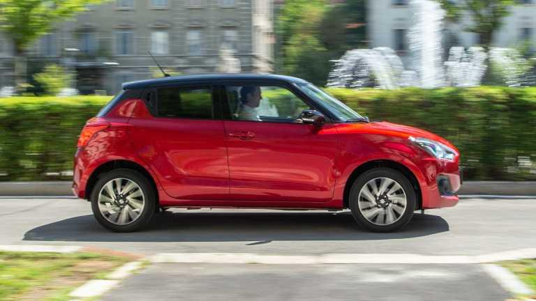 Suzuki: Η νέα γενιά του Swift θα παρουσιαστεί το 2022