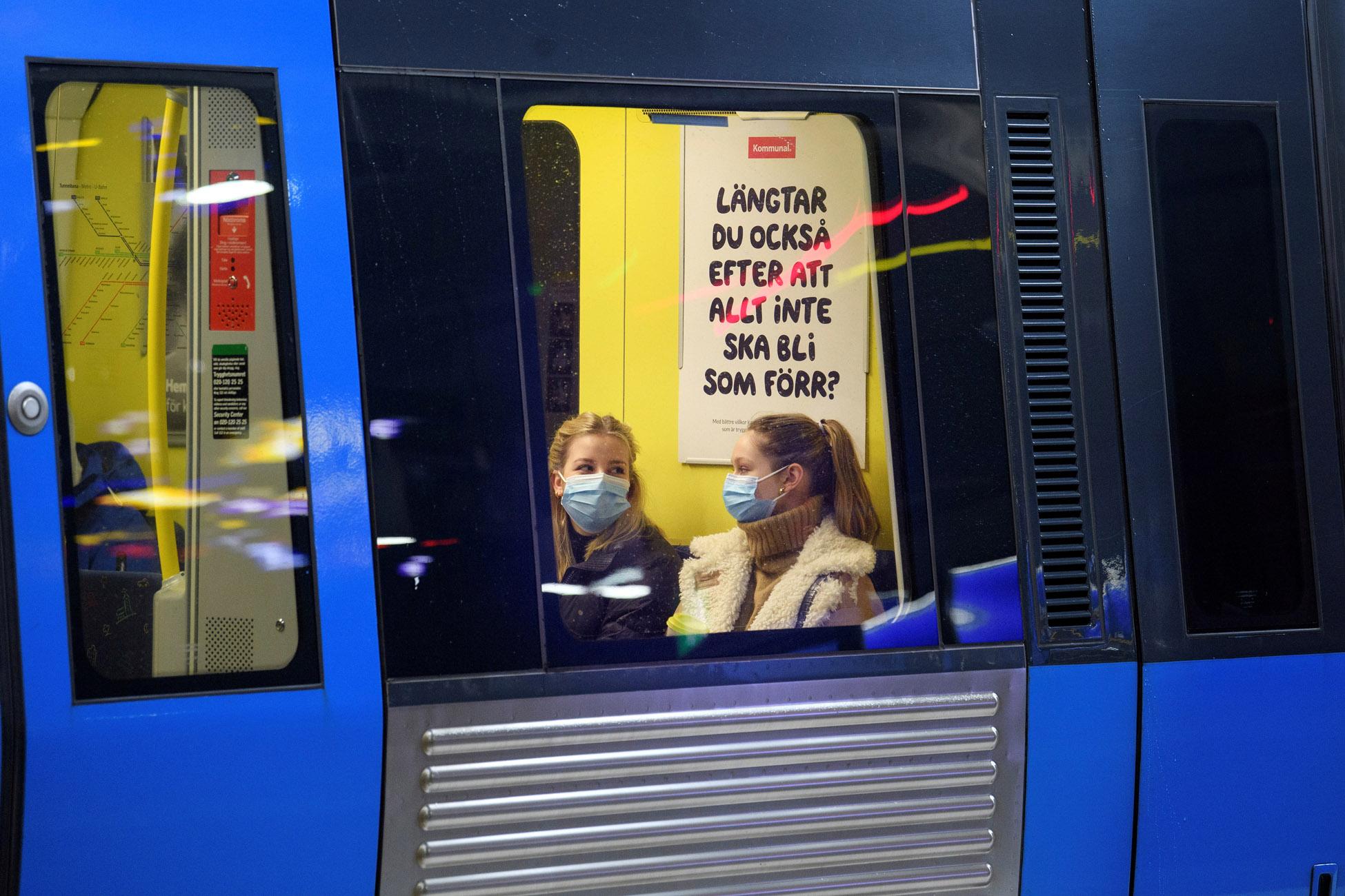 Σουηδία: Αυστηροί κανόνες στις μετακινήσεις για να αναχαιτιστεί ο κορονοϊός