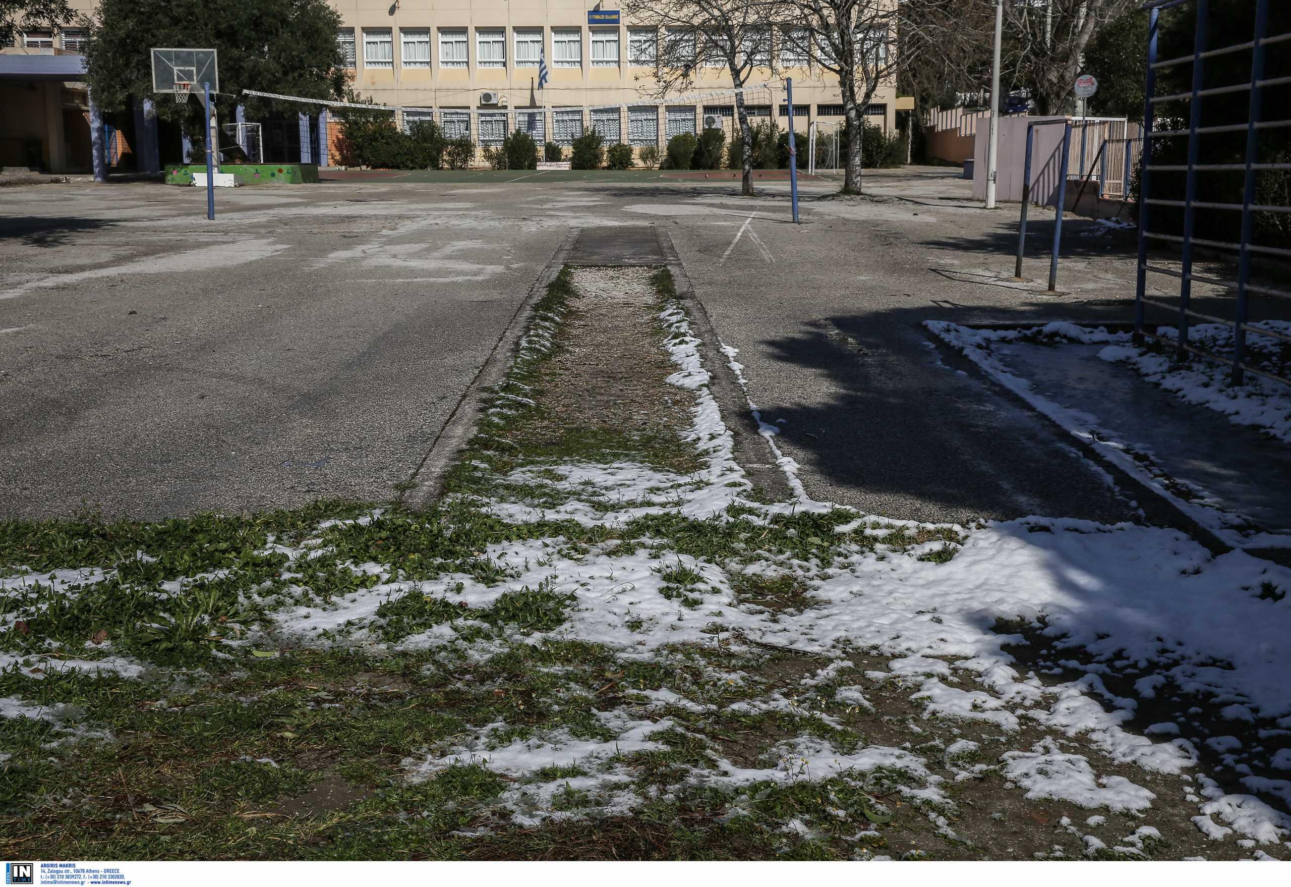 Καιρός: Κλειστά σχολεία σε πολλές περιοχές – Δείτε που… βάζει λουκέτο η Μήδεια