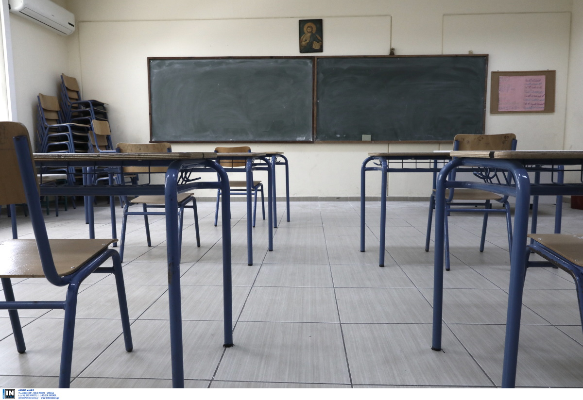 Κλειστά σχολεία και την Τρίτη σε Ανατολική Μακεδονία – Θράκη λόγω της κακοκαιρίας