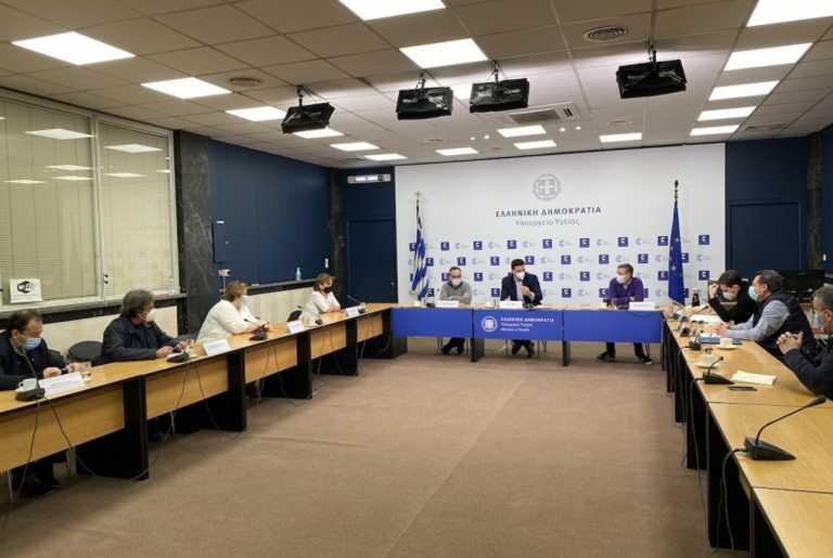 Υπ. Υγείας: Συνάντηση για την πίεση στις ΜΕΘ των νοσοκομείων Αττικής – Κρίσιμες οι επόμενες ημέρες