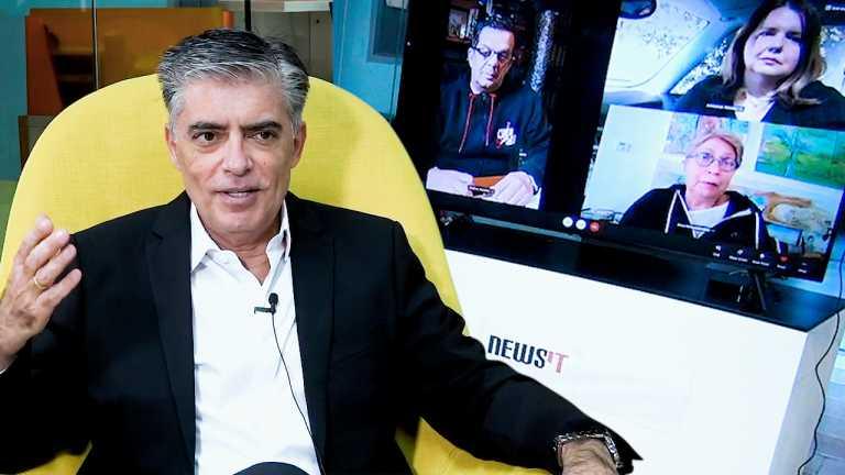 Η Μενδώνη, ο Λιγνάδης και η άρση του lockdown που απομακρύνεται