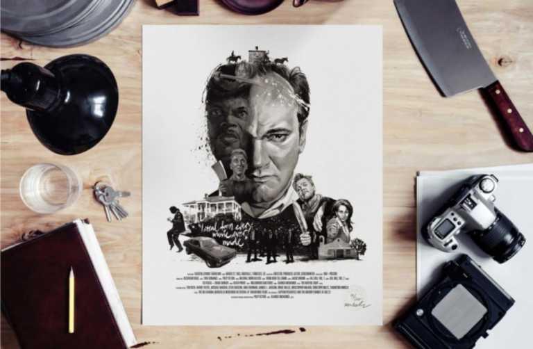 Διακόσμησε τους τοίχους του σπιτιού σου με τους πιο badass τύπους του σινεμά