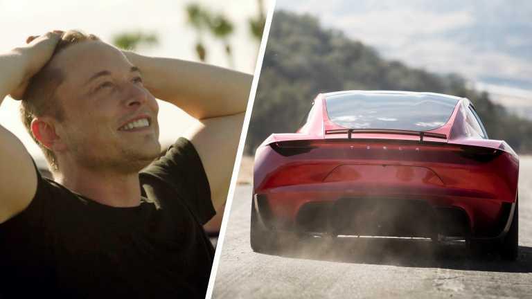 Ο Elon Musk θέλει να κάνει το νέο Tesla Roadster… ιπτάμενο!