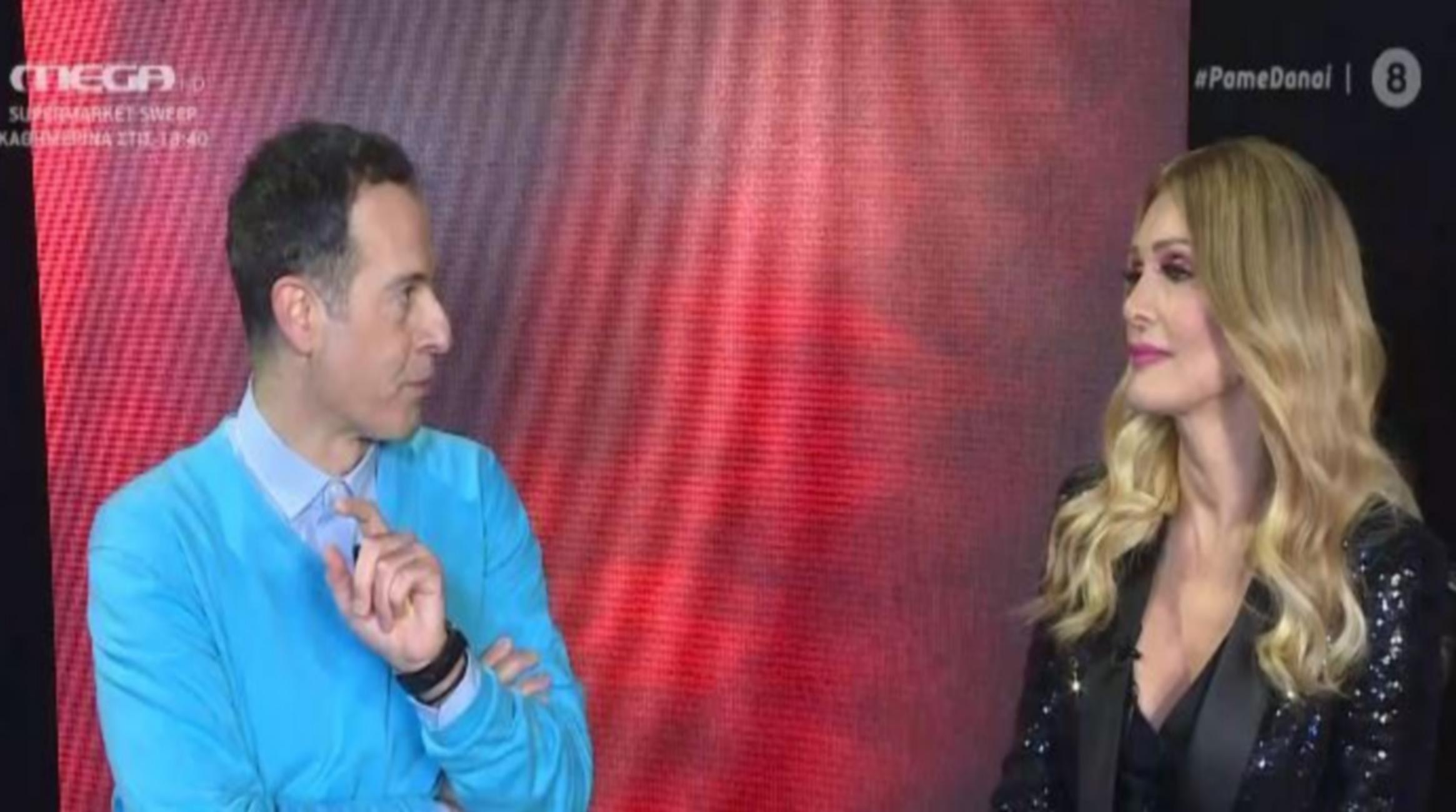 Νατάσα Θεοδωρίδου: «Ο Βαγγέλης Μαρινάκης έγραψε τους στίχους για το τραγούδι Έξαψη» (videos)