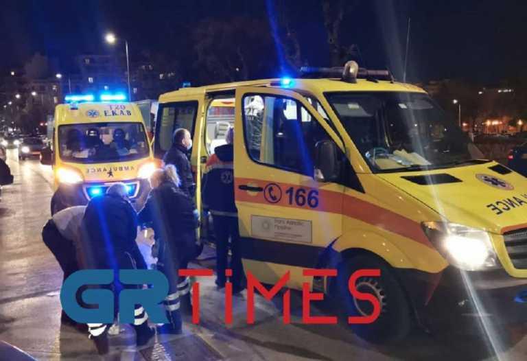 Θεσσαλονίκη: Μαχαίρωσαν ζευγάρι στο κέντρο της πόλης (video)