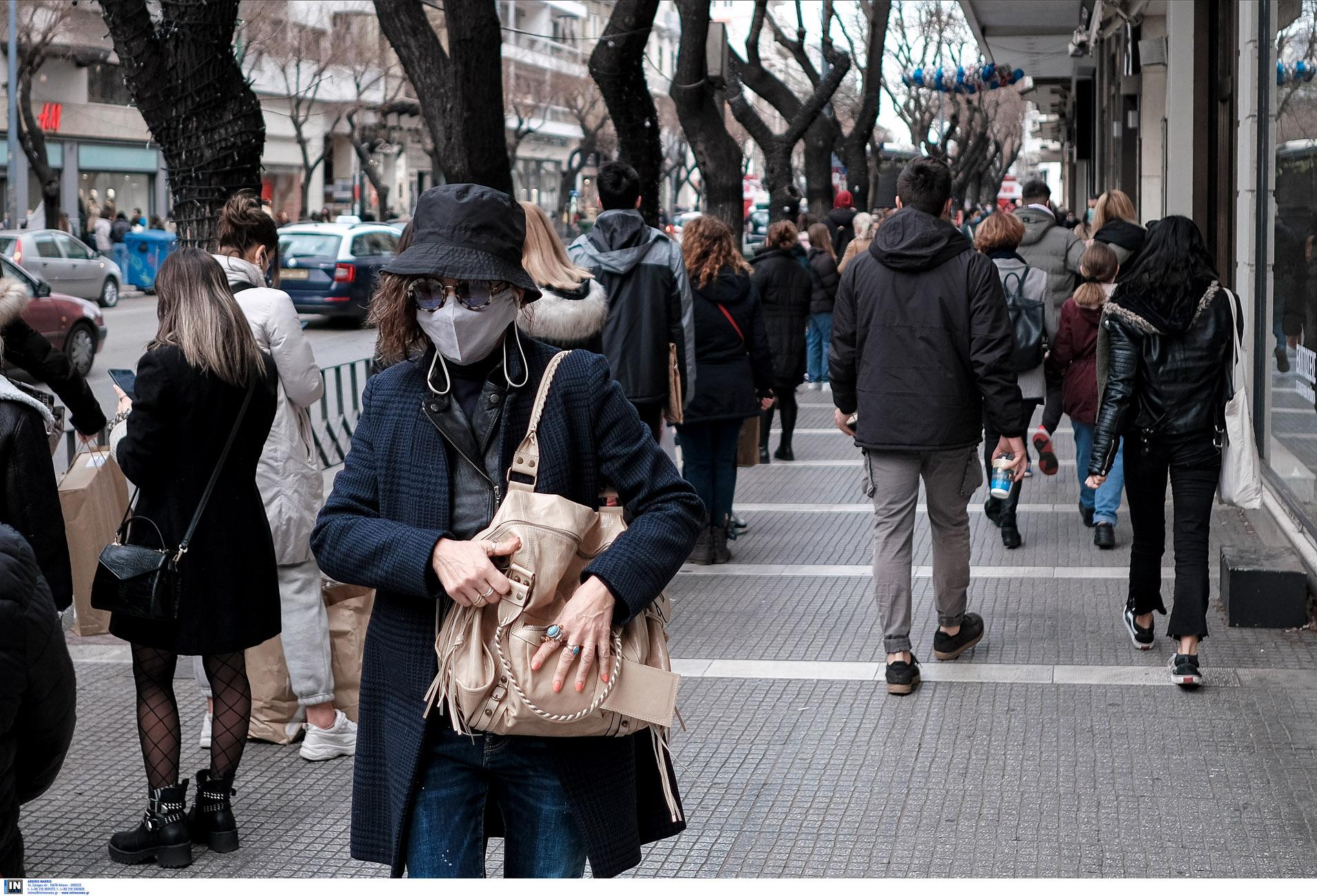 Κορονοϊός: Περνάει και πάλι στις «κόκκινες» περιοχές η Θεσσαλονίκη