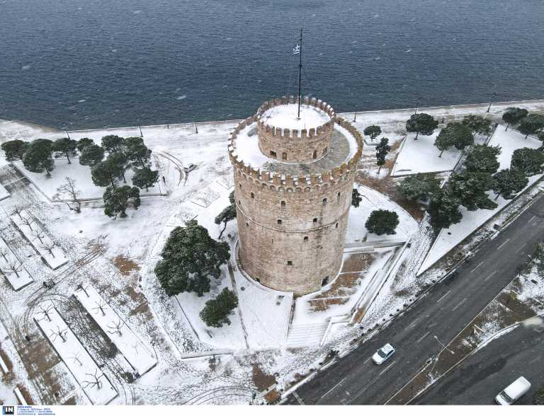 Καιρός – Θεσσαλονίκη: Ποια σχολεία θα είναι κλειστά την Τετάρτη