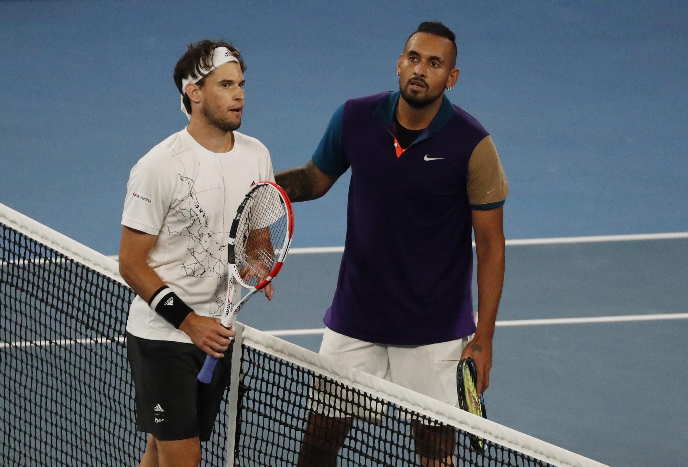 Ο απίθανος Τιμ λύγισε τον φοβερό Κύργιο στο καλύτερο παιχνίδι του Australian Open (video)