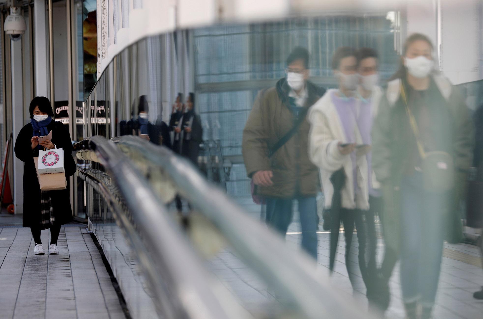 Ιαπωνία – κορονοϊός: 337 νέα κρούσματα στο Τόκιο