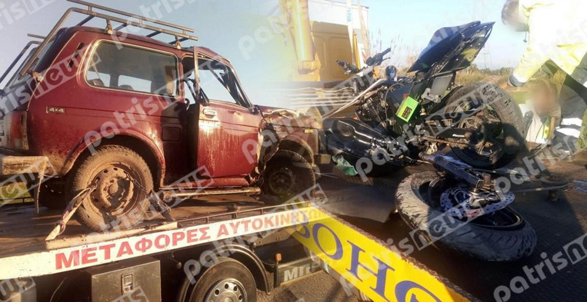 Τραγωδία στην Ηλεία – Πληροφορίες για νεκρό 25χρονο σε τροχαίο