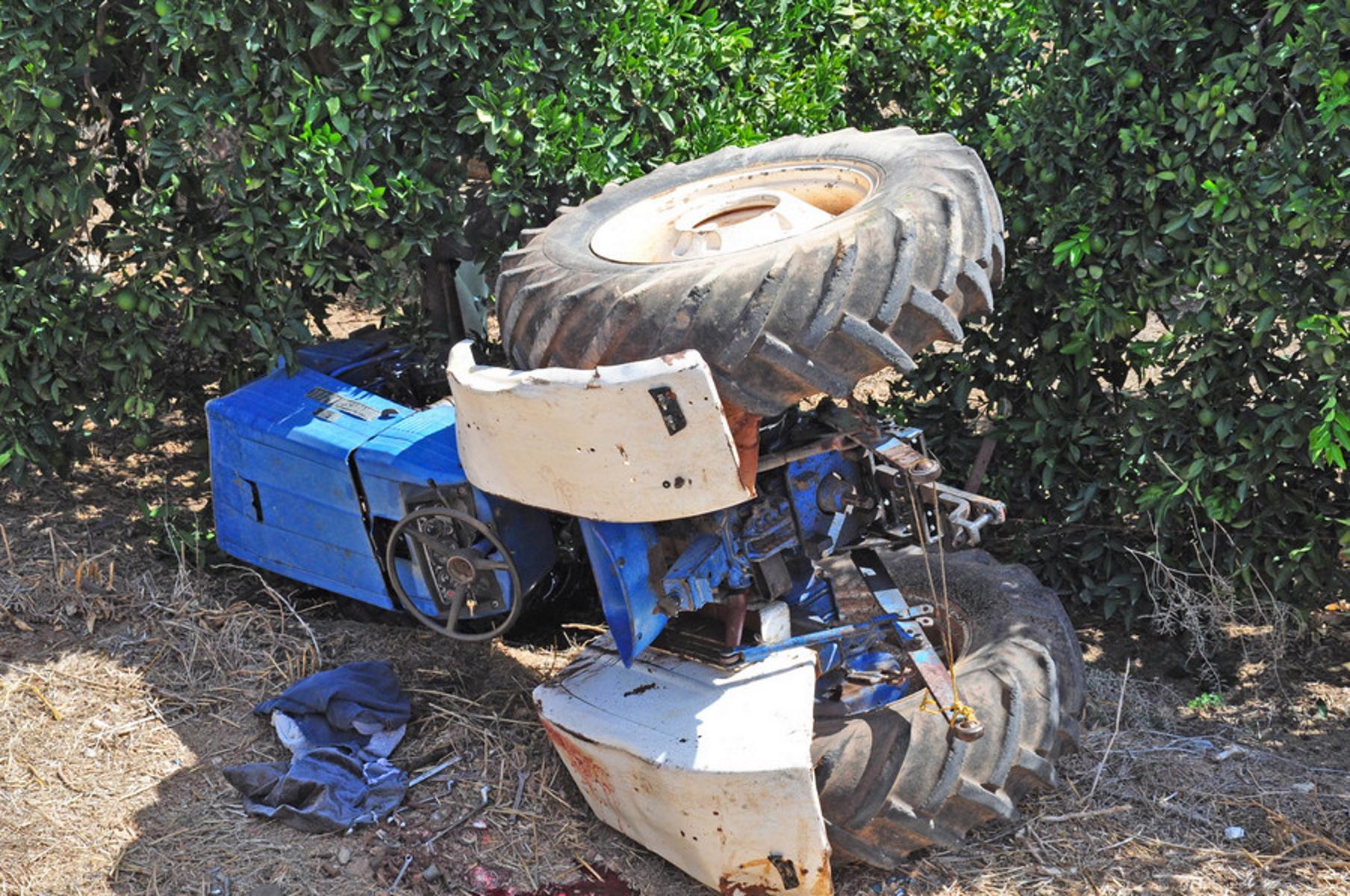 Ηλεία: Τραγικό δυστύχημα για 67χρονο – Καταπλακώθηκε από το τρακτέρ του στον Κακόβατο