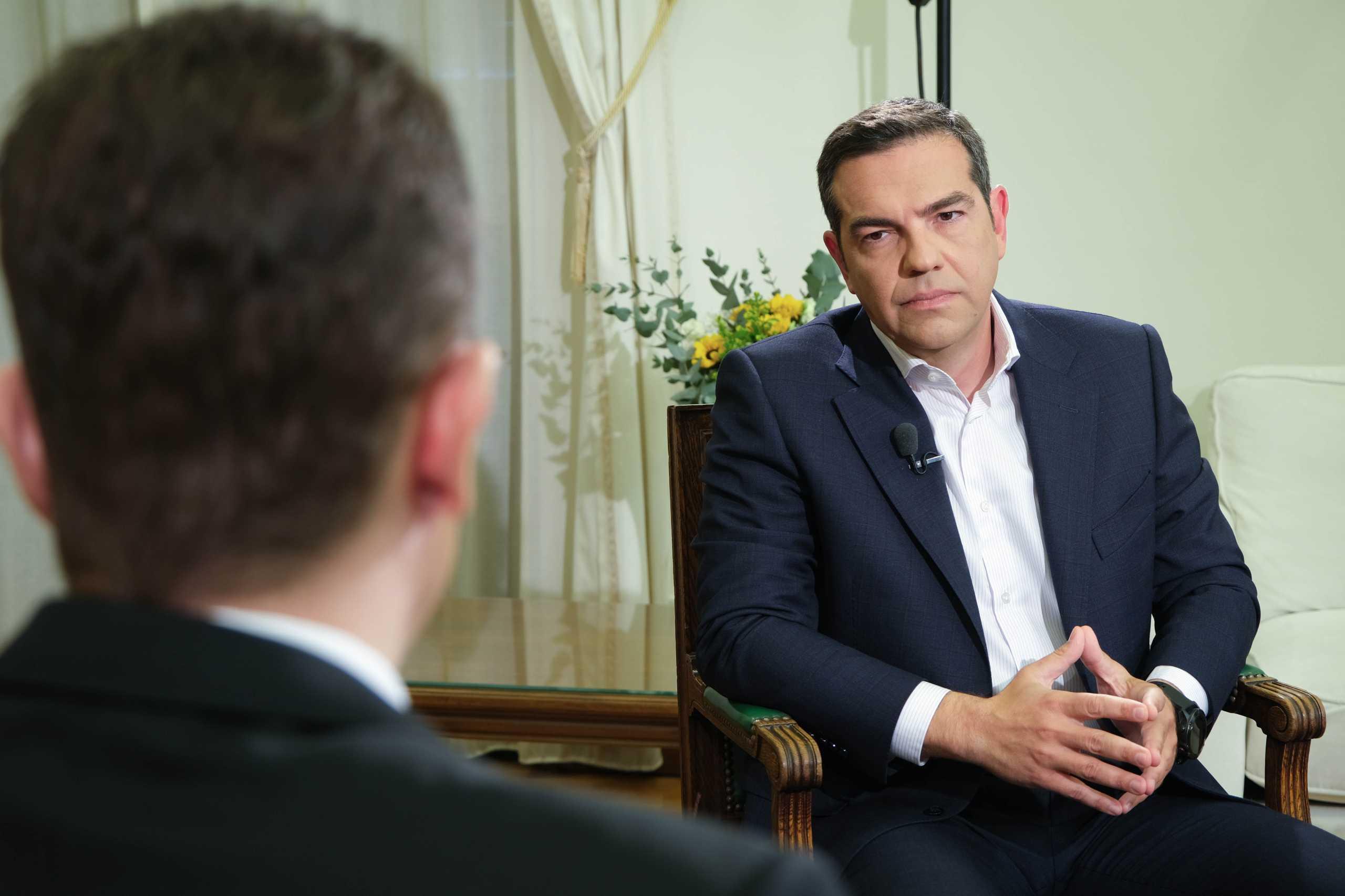 Αλέξης Τσίπρας: Ο κ. Μητσοτάκης έχει μολυνθεί από την ασθένεια της αλαζονείας