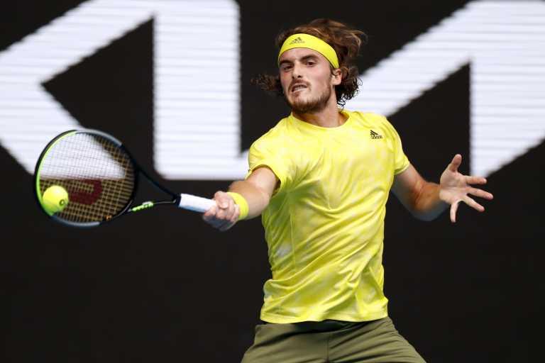 Τσιτσιπάς – Ναδάλ LIVE: Για μια θέση στους «4» του Australian Open