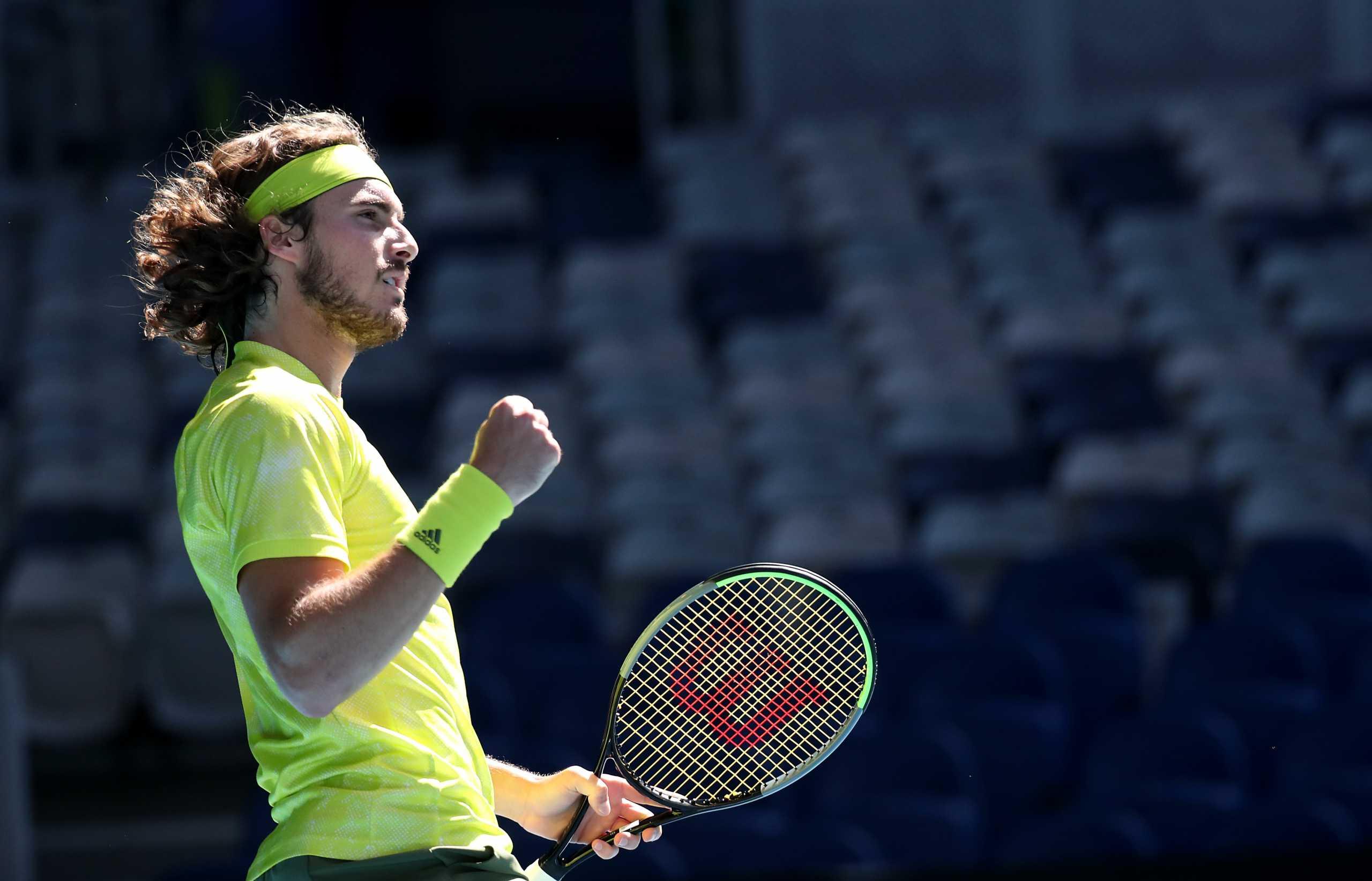 Φοβερός Τσιτσιπάς, διέλυσε Ιμερ και προκρίθηκε για πλάκα στους «16» του Australian Open (video)
