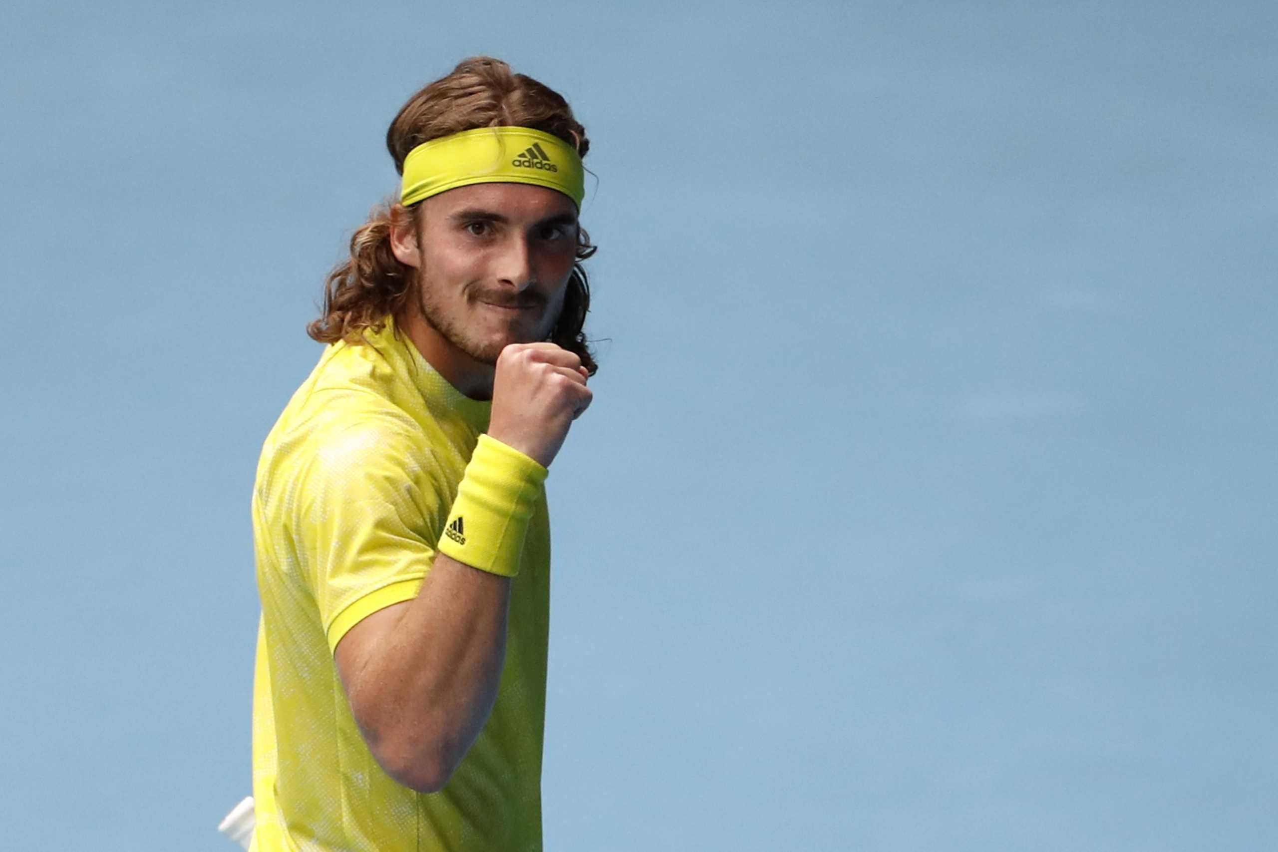 Australian Open: Προκρίθηκε χωρίς αγώνα ο Τσιτσιπάς