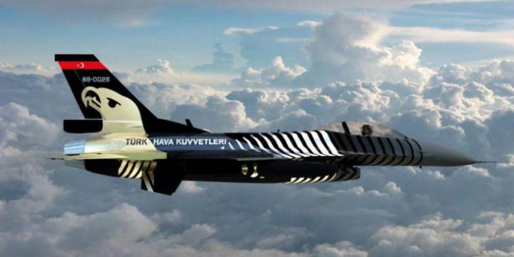 Άρθρο «κόλαφος» για την Τουρκία: Η αεροπορία της μπορεί να έχει την ίδια μοίρα με αυτή του Ιράν