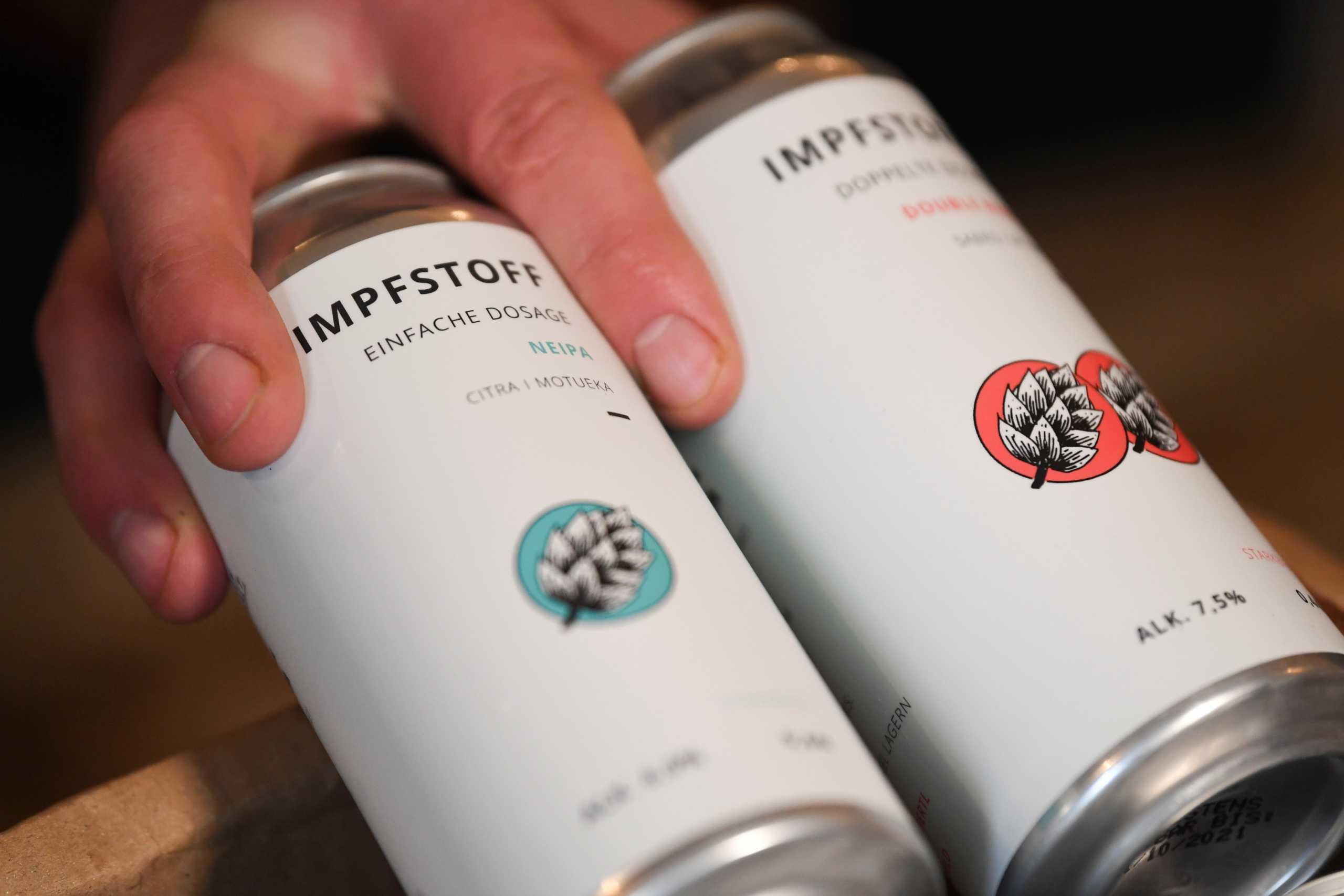 Η μπύρα «εμβόλιο» κατά του κορονοϊού και άλλες ιστορίες