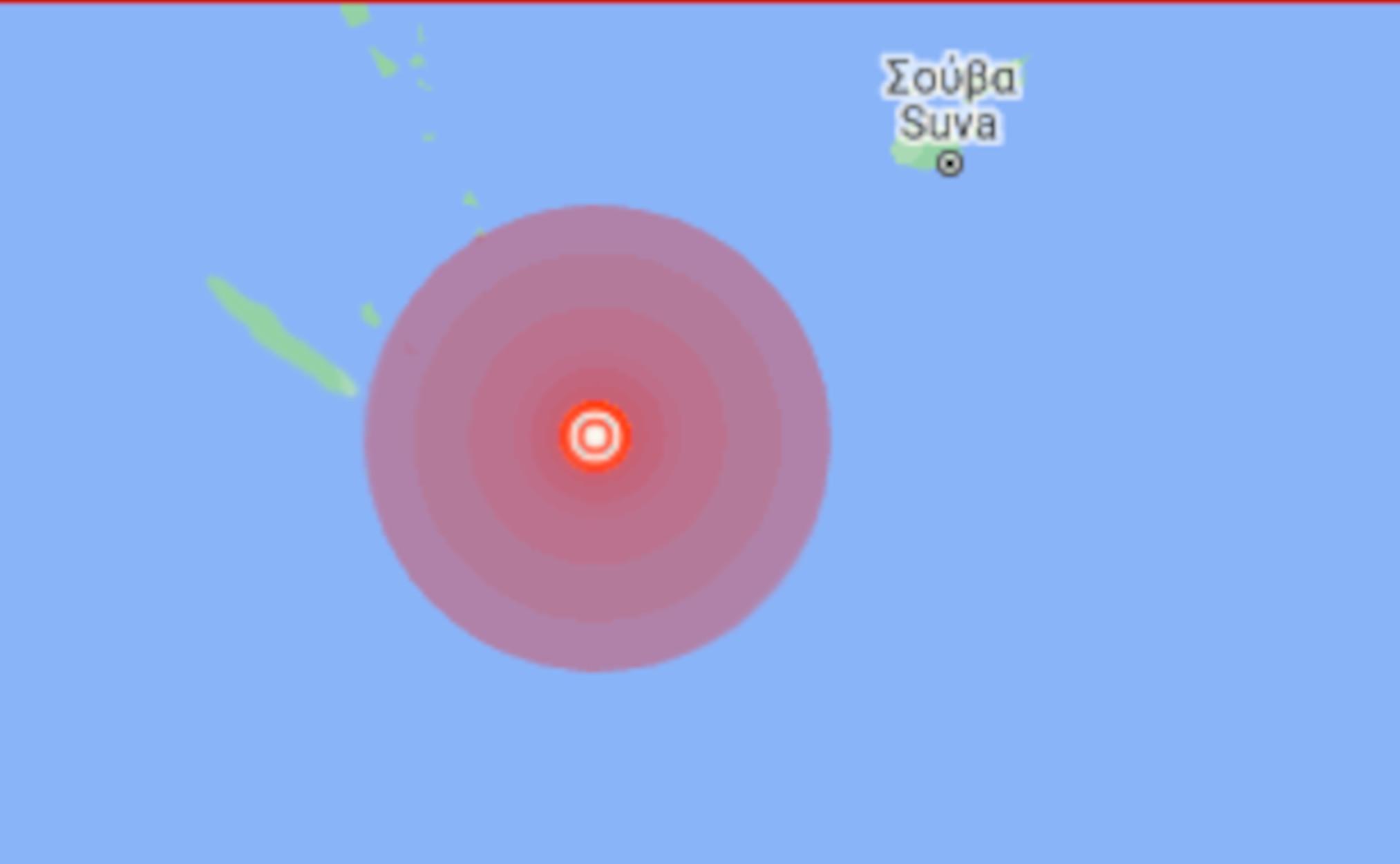 Βανουάτου: Τρομακτικός σεισμός 6,2 Ρίχτερ στο Πορτ Βίλα – Πανίσχυροι απανωτοί μετασεισμοί