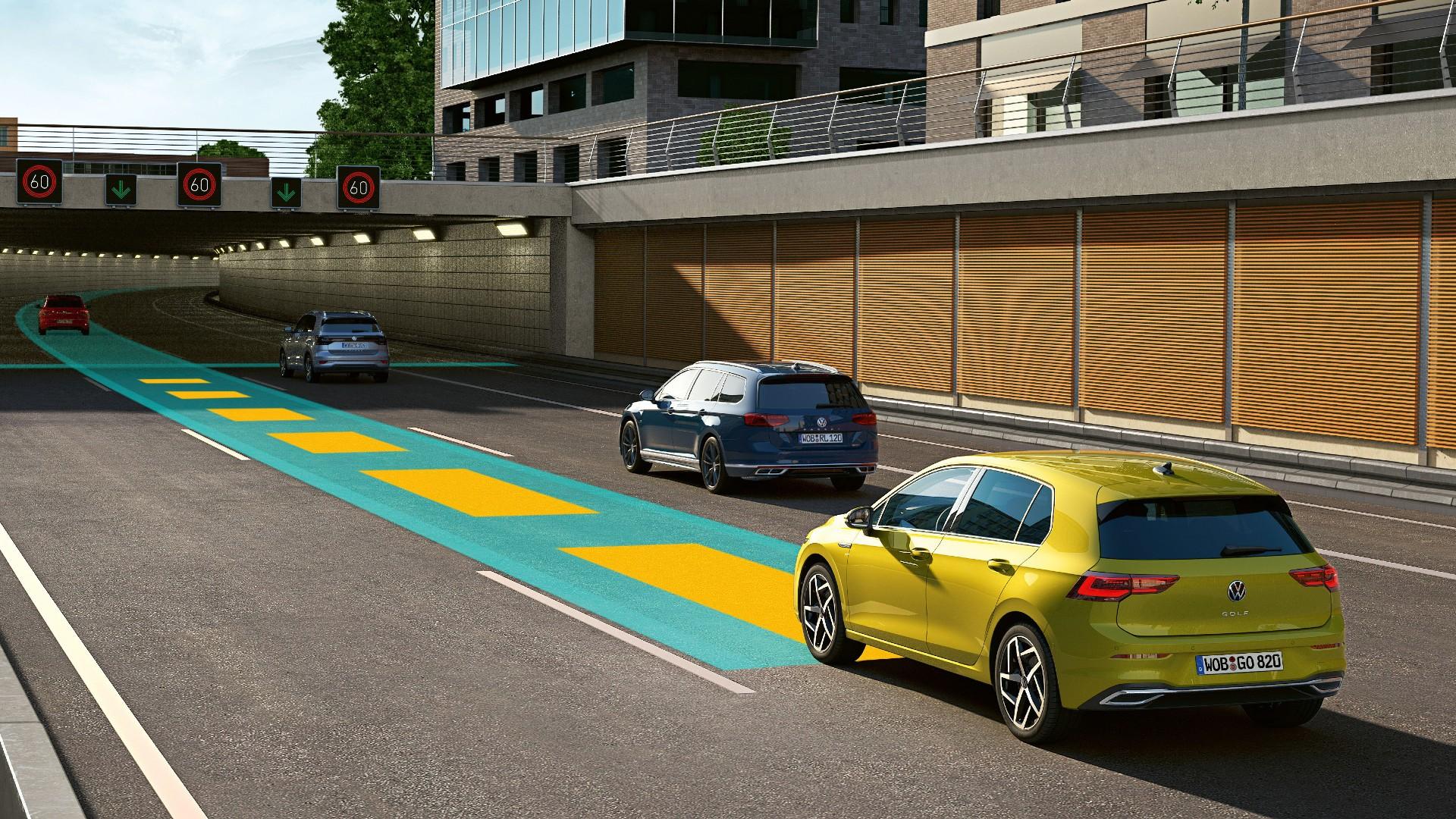 Volkswagen και Microsoft θα συνεργαστούν για την εξέλιξη της αυτόνομης οδήγησης