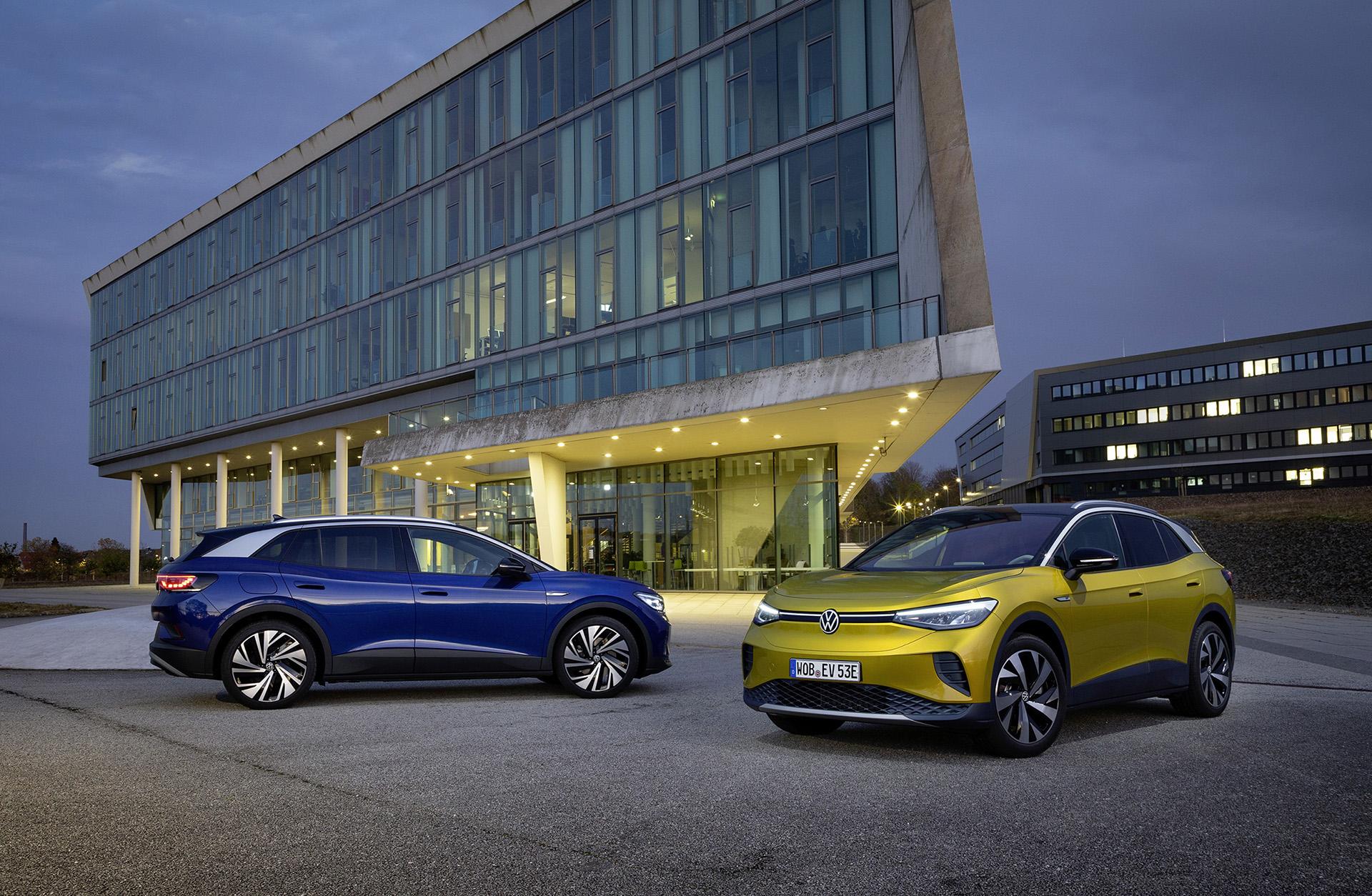 VW ID.4: Πόσο κοστίζει το ηλεκτρικό SUV της VW στη χώρα μας; [pics]