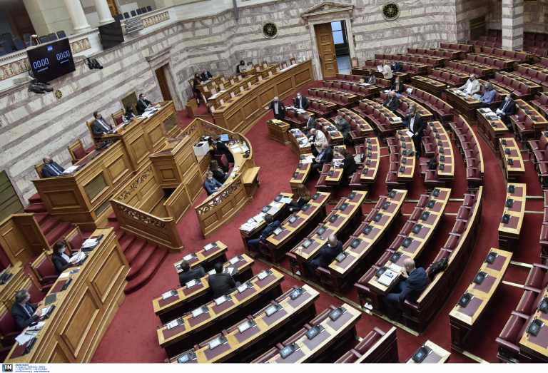 Στην Βουλή το νομοσχέδιο για τις ρυθμίσεις του Ταμείου Χρηματοπιστωτικής Σταθερότητας