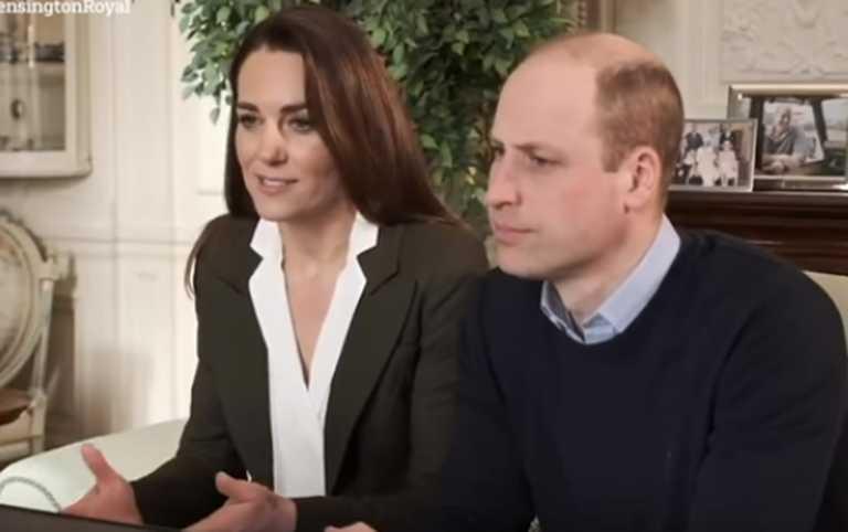 Πρίγκηπας Ουίλιαμ και Κέιτ υπέρ των εμβολιασμών και κατά των fake news για τον κορονοϊό