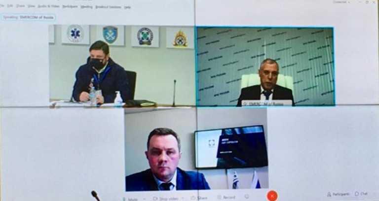 Χαρδαλιάς: Τηλεδιάσκεψη με τον Ρώσο ομόλογό του – Στο επίκεντρο η ενίσχυση των σχέσεων Ελλάδας και Ρωσίας