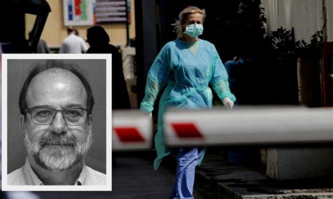 """Καθηγητής Χατζηχριστοδούλου: Αύξηση σε κρούσματα και νοσηλείες στην Αττική – """"Δεν ξέρουμε πως θα εξελιχθεί"""""""