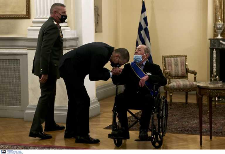 Ιάκωβος Τσούνης: Η πιο συγκινητική στιγμή χθες στο Προεδρικό Μέγαρο