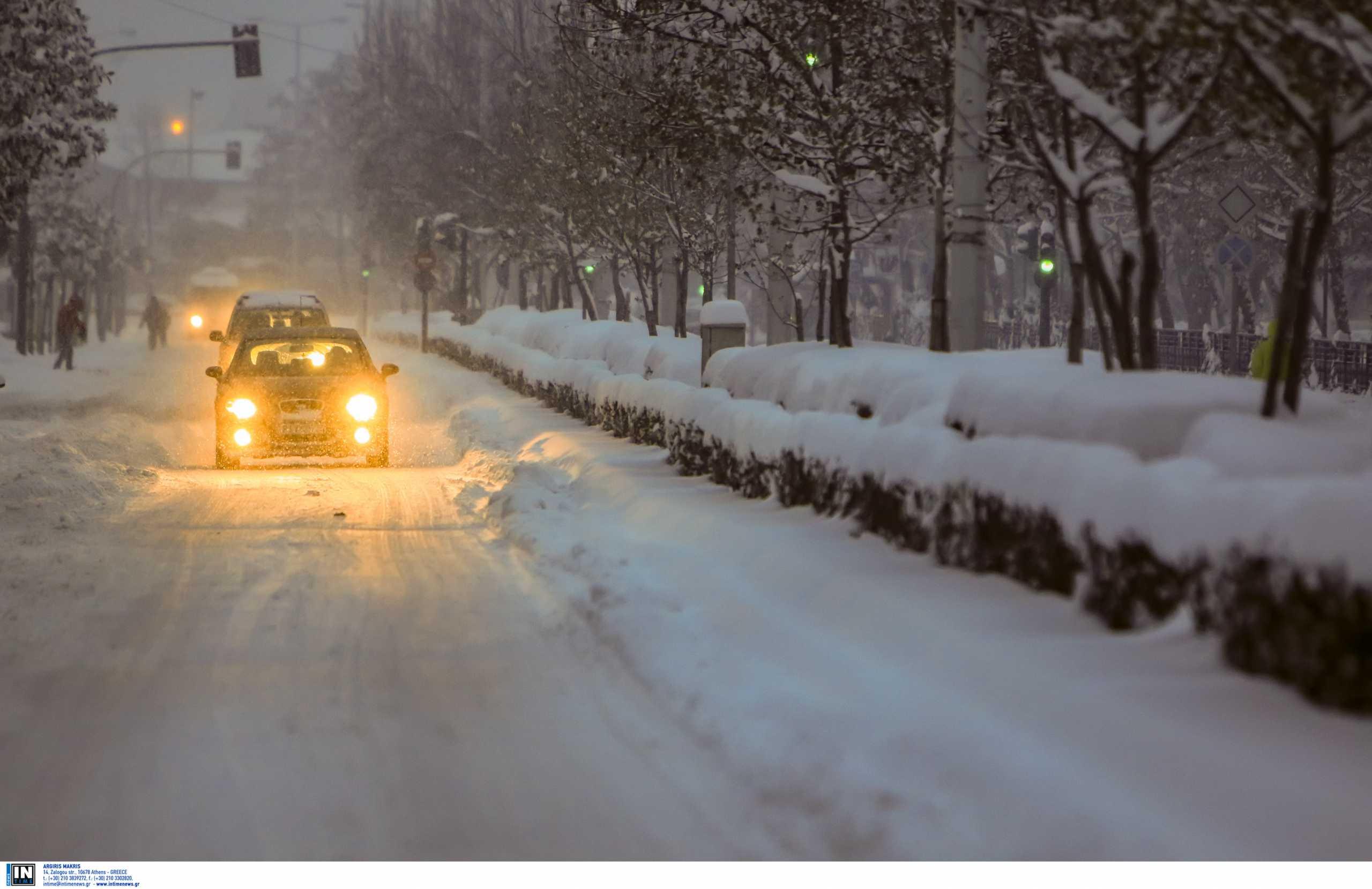 Καιρός – κακοκαιρία Μήδεια: Οδηγίες στους οδηγούς από την «ΟΛΥΜΠΙΑ ΟΔΟ» και τον «ΜΟΡΕΑ»