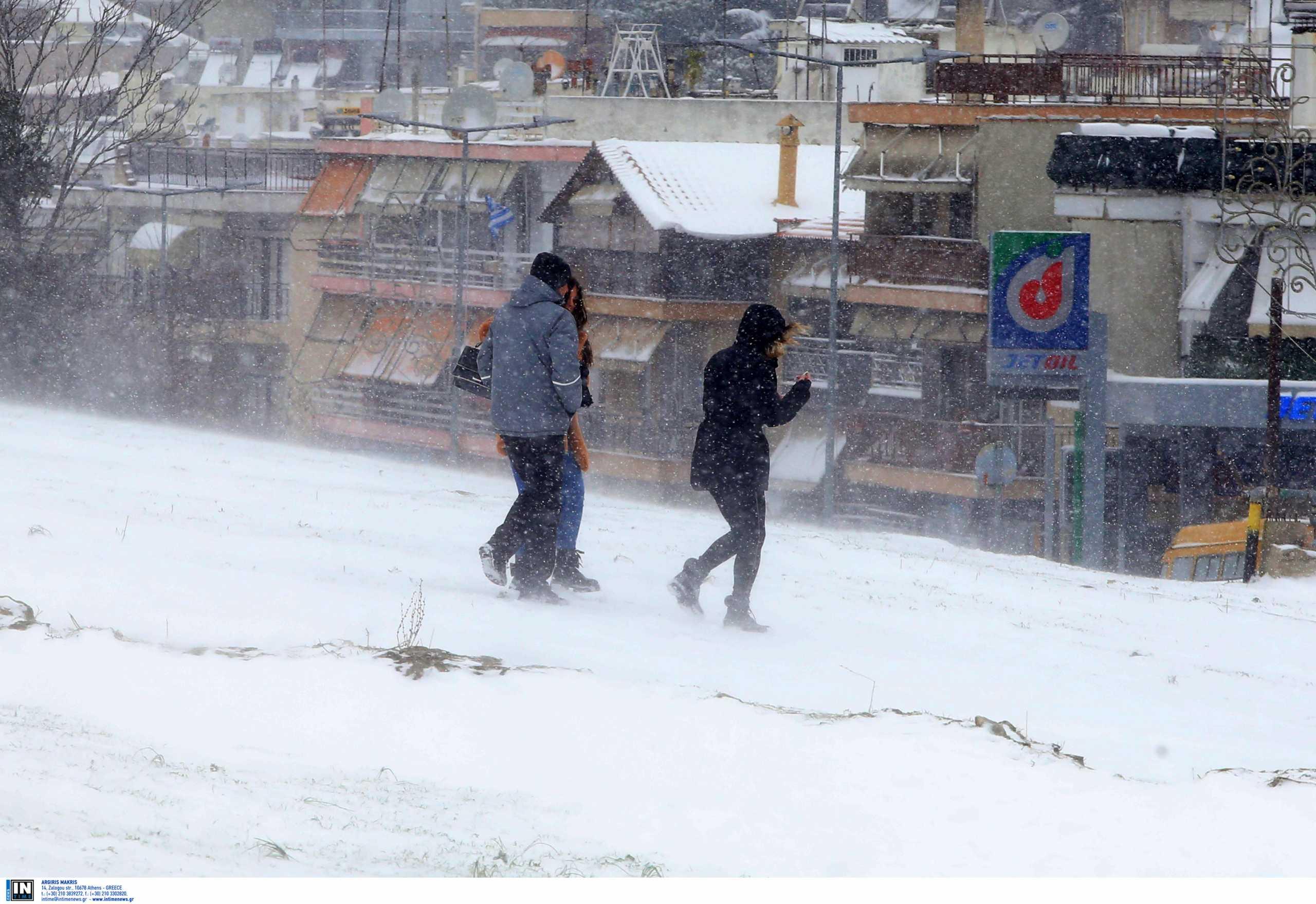 Καιρός – Αλεξανδρούπολη: Ποια σχολεία θα είναι κλειστά την Τετάρτη