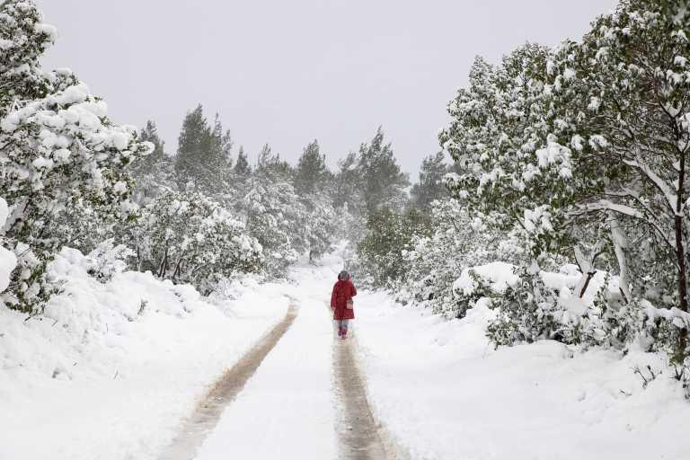 Καιρός: Στους -13,4 βαθμούς Κελσίου η ελάχιστη θερμοκρασία σήμερα – Ποιες περιοχές «πάγωσαν» (pic)