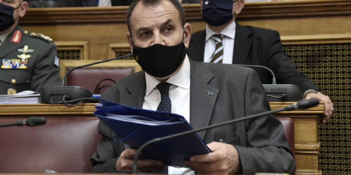 Τι απάντησε ο ΥΕΘΑ Παναγιωτόπουλος για τα συνταξιοδοτικά ζητήματα του στρατιωτικού προσωπικού
