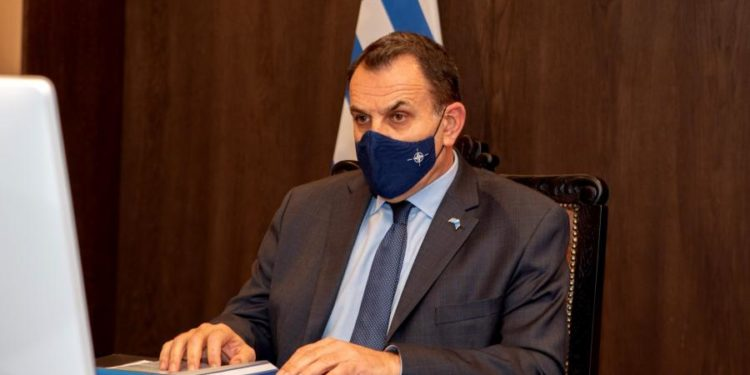 Παναγιωτόπουλος: Τι είπε στη Σύνοδο Υπουργών Άμυνας του NATO για αμυντικές δαπάνες και απειλές