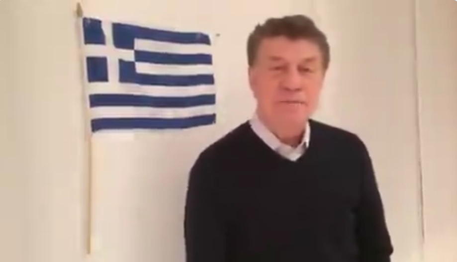 Ρεχάγκελ: Μήνυμα προς τους Έλληνες για τη συμπλήρωση 200 ετών από την Επανάσταση (video)