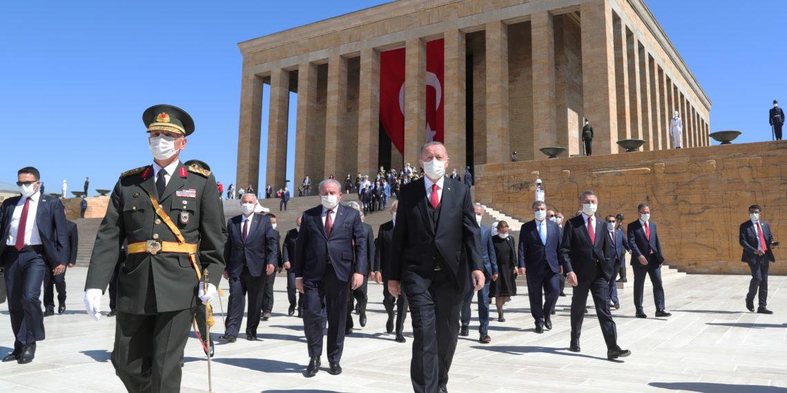 """""""Θράσος"""" από την Τουρκία: Το Συμβούλιο Εθνικής Ασφάλειας καλεί την Ελλάδα να τηρεί το Διεθνές Δίκαιο!"""