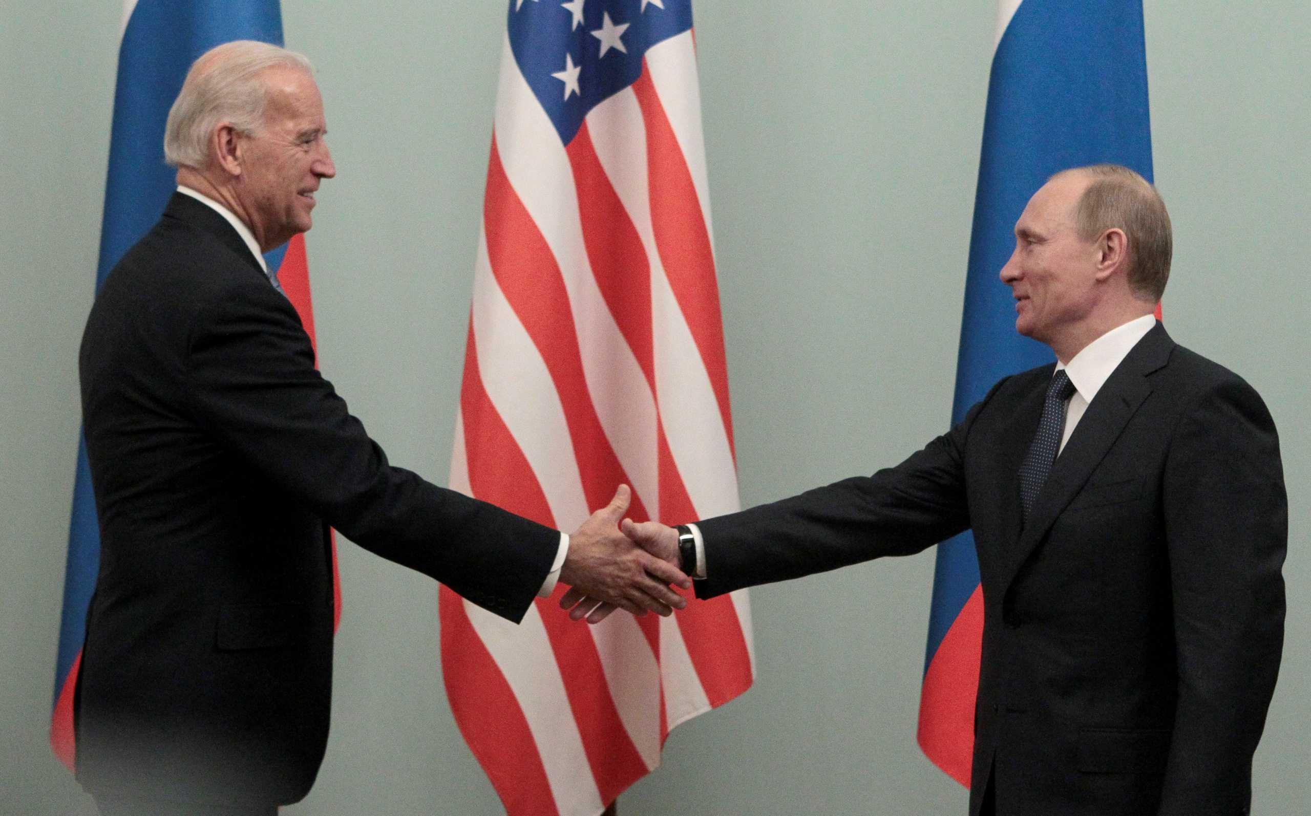 Μπάιντεν – Πούτιν: Τα πέντε «αγκάθια» που θα συζητήσουν στην πρώτη τους συνάντηση