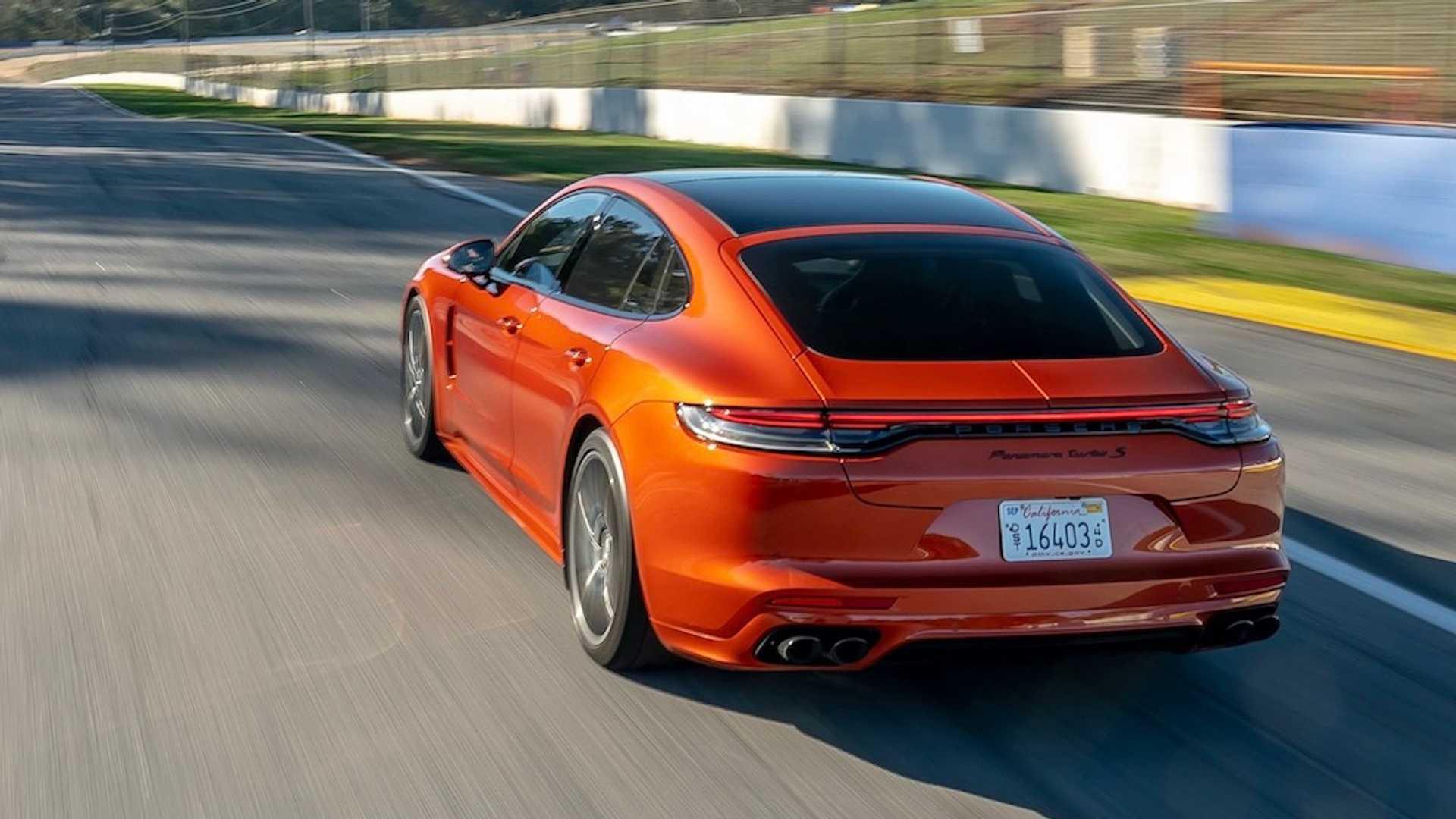 Τα σχέδια της Porsche για την Panamera και όχι μόνο!