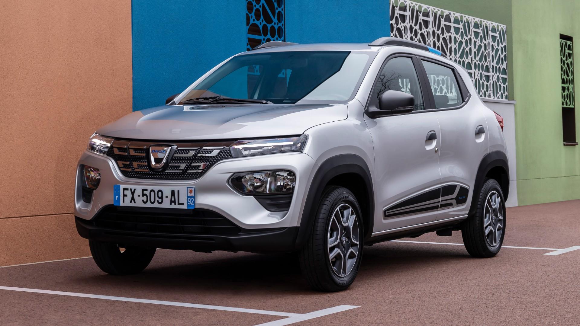 To πρώτο ηλεκτρικό της Dacia ποντάρει στην τιμή και όχι στις επιδόσεις! [pics]