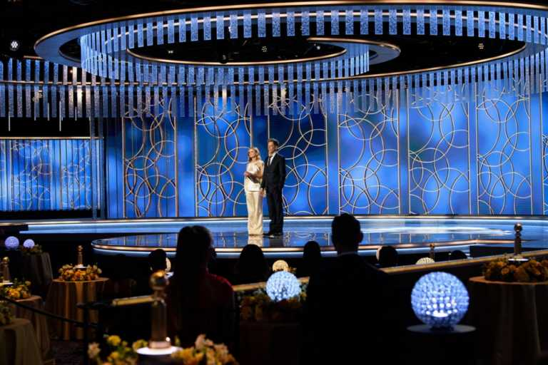 Χρύσες Σφαίρες 2021: O Μπιλ Μάρεϊ κέρδισε το βραβείο του πιο cool τύπου!
