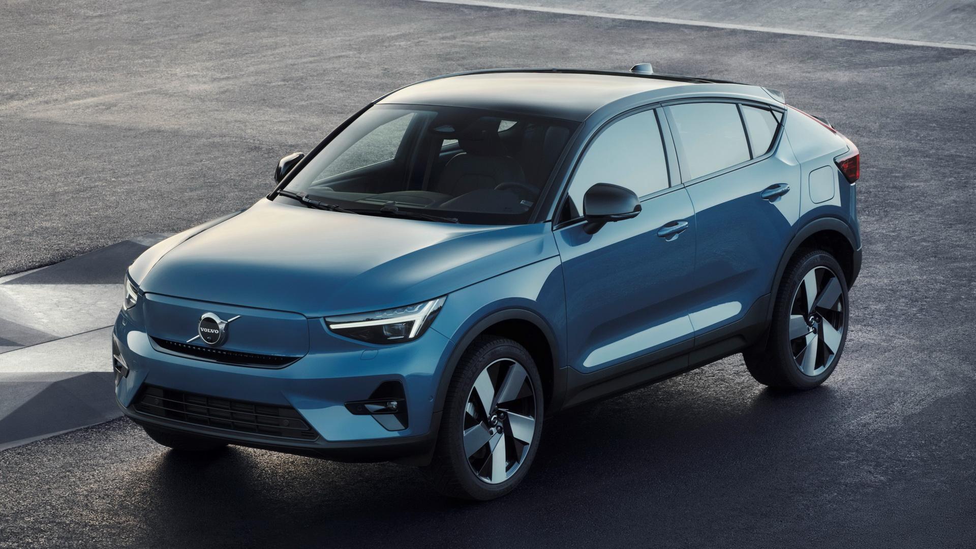 Volvo C40: Νέο ηλεκτρικό SUV με κουπέ αισθητική! [vid]