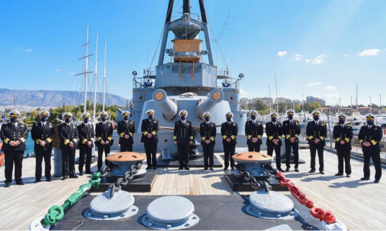 Πολεμικό Ναυτικό: Αυτή είναι η νέα σύνθεση και ηγεσία στο Ανώτατο Ναυτικό Συμβούλιο