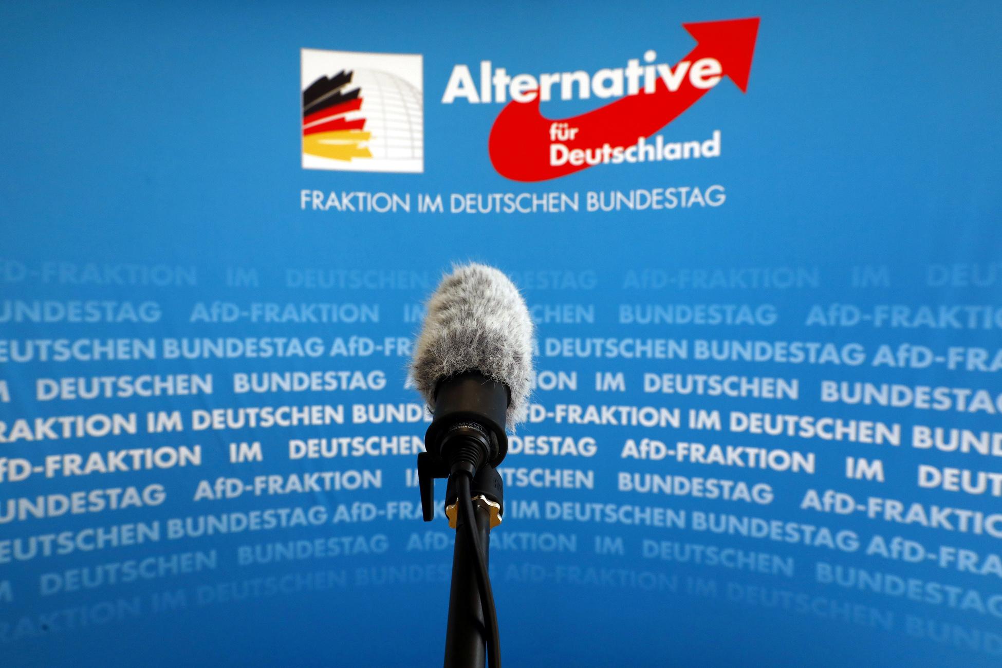 Γερμανία: Η αστυνομία ερευνά το AfD για δεξιό εξτρεμισμό